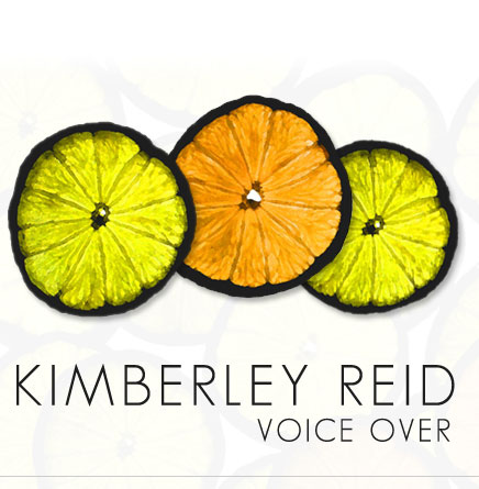 Kimberley Reid Voice Over
